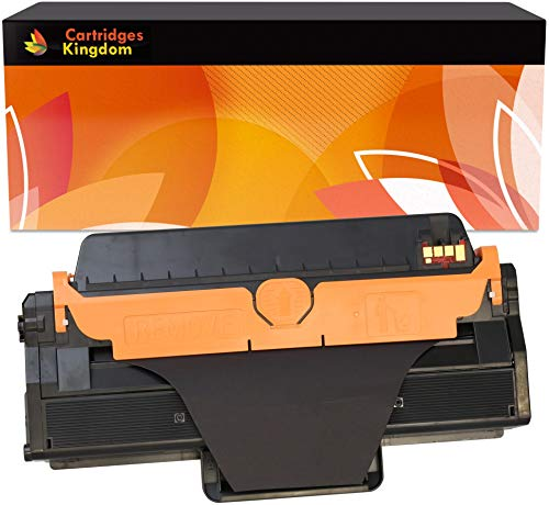 Black Toner Cartridge compatible with Dell B1260, B1260dn, B1265, B1265dn, B1265dnf, B1265dfw