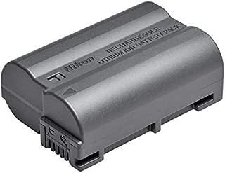 Nikon EN-EL15B Rechargeable Lithium-Ion Battery, 2550mAh Capacity, Black