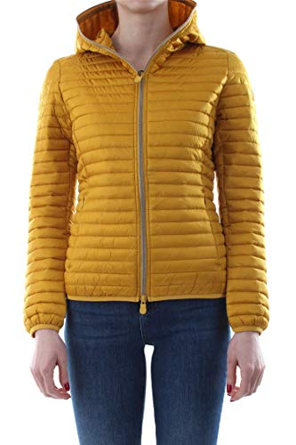 Save The Duck D33620W IRIS12 - Giacca e Cappotto da Donna Giallo 46