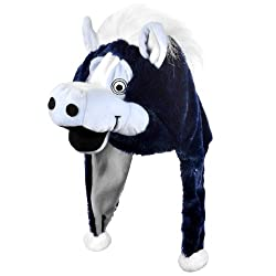 NFL Indianapolis Colts Mascot Dangle Hat