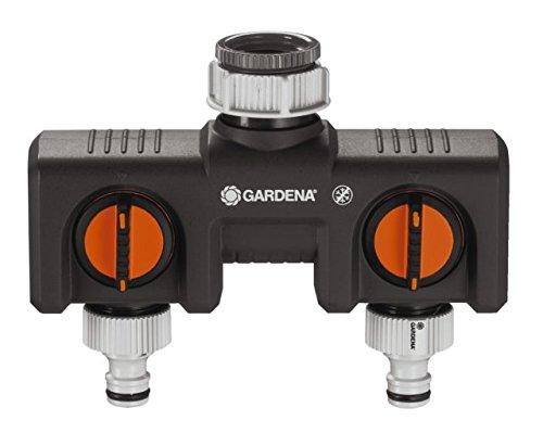 Gardena 1210-20 2-Wege-Verteiler für G1 + G3/4
