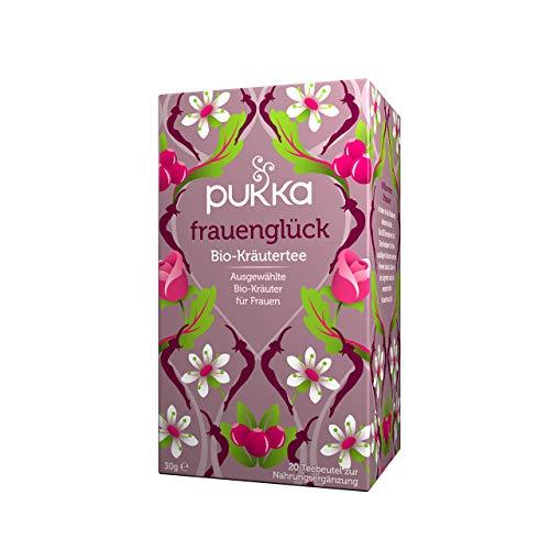 Pukka Bio-Tee, Frauenglück, 30g