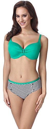 Merry Style Dames Figuurvormende Push Up Bikini Set F10A