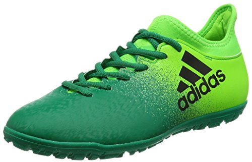 adidas X 16.3TF Herren Fußballschuh, grün–(Versol/Negbas/Vol) 462/3