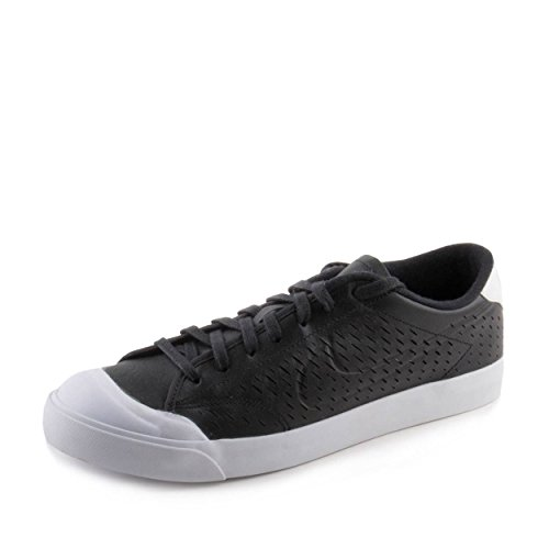 Nike - Jordan, Hydro IV, Schwarz/Grau/Rot (Black/Cement Grey//Fire Red), 532225-001 Herren , (Schwarz/Cement), 39.5 EU