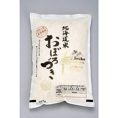 ( 産地直送 お取り寄せグルメ ) 北海道産 米 おぼろづき 5kg