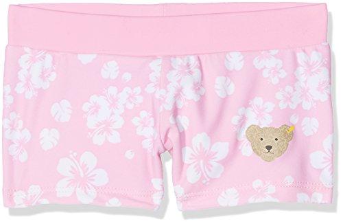 Steiff Baby-Mädchen Bikini Panty 6717565 Badeshorts, Rosa (Prism Pink 2160), 80