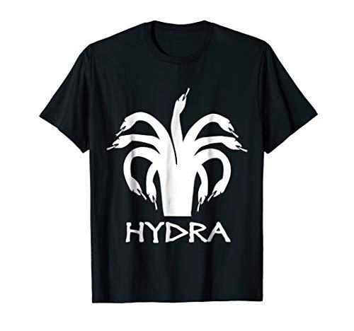 Hydra of Lerna T-Shirt Greek Roman Mythology Hercules God