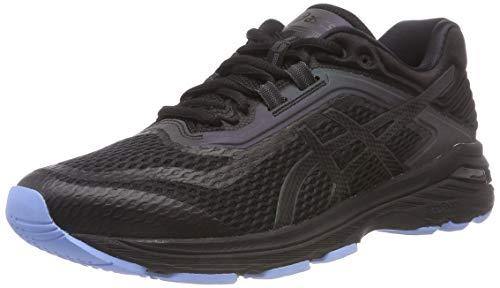 ASICS Gt-2000 6 Lite-Show, Chaussures de Running Femme, Noir Black 001, 39.5 EU