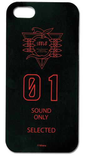 Evangelion New Movie Zeele Sound Only Iphone 5 Caso