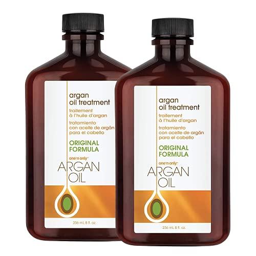 One 'n Only Argan Oil For Hair Dry Hair Treatment 8oz (2 pk)