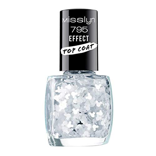 Misslyn Effect Top Coat Nummer 795, Mickey´S Favourite, 1er Pack(1 x 10 ml)
