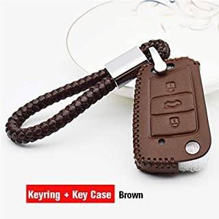 Key Case Car Key Cover Case For Seat Ibiza Leon Fr Altea Ateca Leon cupra 5f