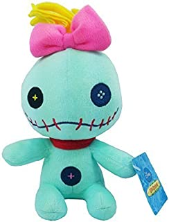 Disney Plush 15cm Stuffed Lilo & Stitch Scrump Plush Toy