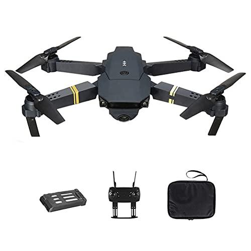 Mini Drone Drone Quadcopter Auto Return E58 WiFi FPV Mini Quadcopter 4k Camera Foldable Drone Support Auto Return with 1batteries