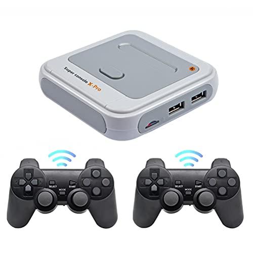 Super Console X Pro Wireless Retro Console Mini TV Video Game Playe,R Portatile Console Game Console 256G