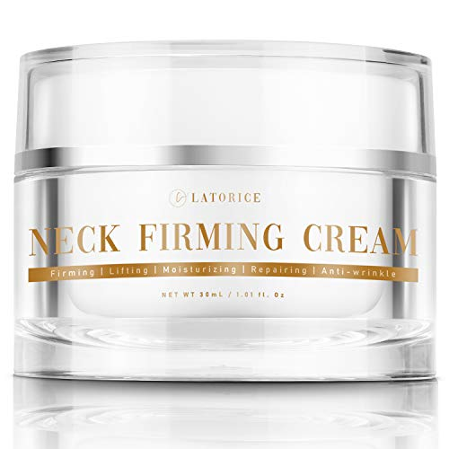 Neck Firming Cream, Wrinkle Cream, Moisturizer for Neck and Chest,...