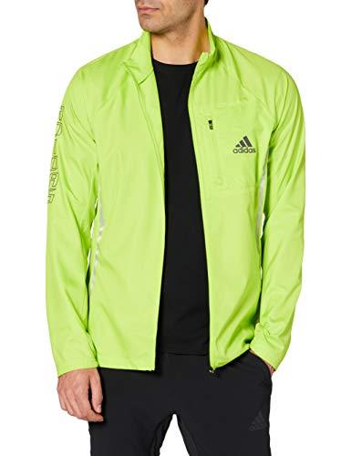 adidas Adi Runner Jacke Chaqueta, Hombre, Siggnr, Extra-Large