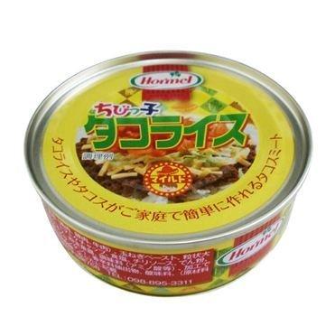 沖縄ホーメル ちびっ子タコライス 70g×12缶
