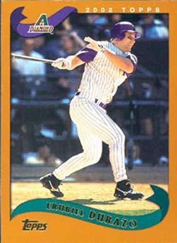 2002 Topps #432 Erubiel Durazo NM-MT Arizona Diamondbacks Baseball