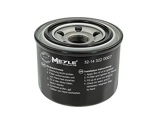Meyle 32–143220007 Filtre à huile