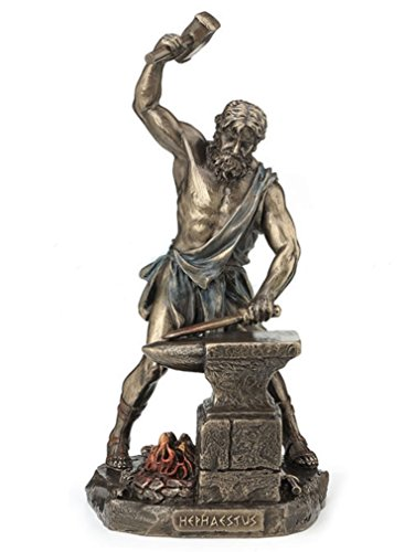 Hephaestus/Hephaistos, Greek God Of Fire And The Forge