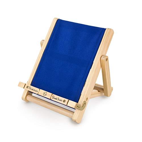 Thinking Gifts Bookchair Standard Blau