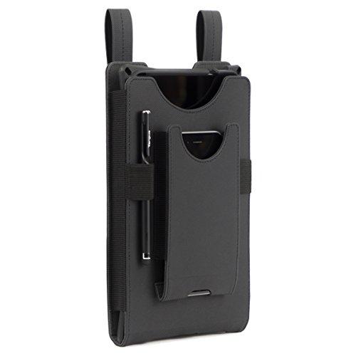 "Targus THD474GLZ - Soporte de Transporte para Funda Todoterreno (Vertical, para Tablets de 7''-8""), Color Negro"