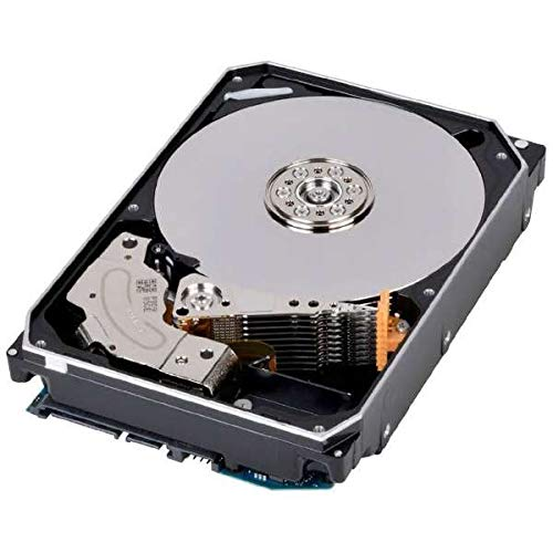 "TOSHIBA 東芝 3.5"" 内蔵HDD 8TB(CMR) 7,200rpm 256MBキャッシュ SATA 24x7 RVS搭載 NASに最適ハードディスク3年保証 国内サポート対応 MN06ACA800"
