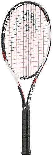 Head Graphene Touch Speed Pro Encordado: No 310G Raquetas De Tenis Raquetas De Competición Negro - Blanco 4
