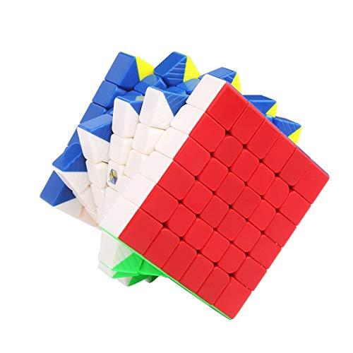 YuXin Little Magic 6x6 stickerless Speed Cube
