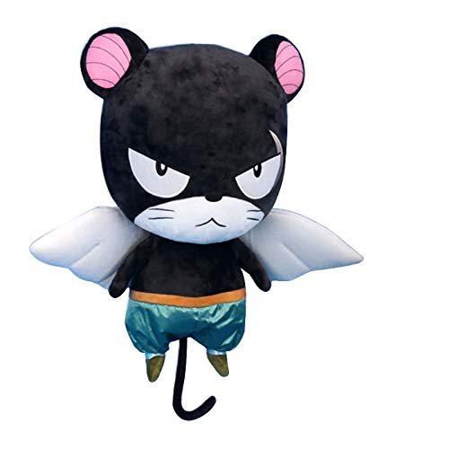 changshuo Juguete de Peluche 50 Cm Fairy Tail Panther Lily Anime Animales De Peluche Y Felpa para Bebés Niñas Niños Amantes Niños Mejor Cumpleaños