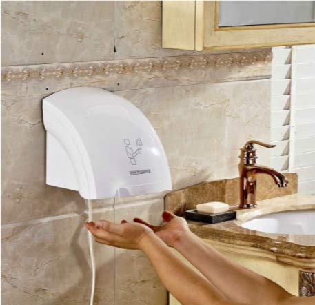 Air Hand Dryer Electric Automatic Infrared Sensor Commercial Bathroom Hotel1800W