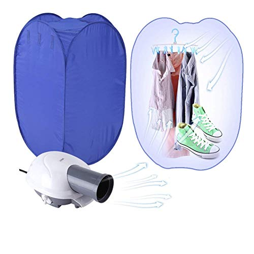 hot air clothes dryer - 6