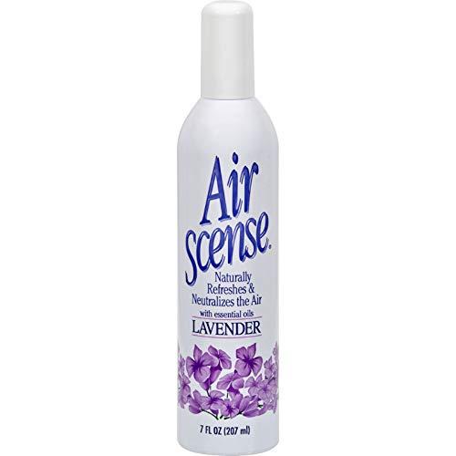 Air Scense Air Freshener, Lavender - 7 Oz, 4 pack