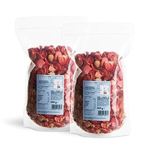 Mila Pflanzendrink-Mischung - Erdbeer Macadamia 2er-Set