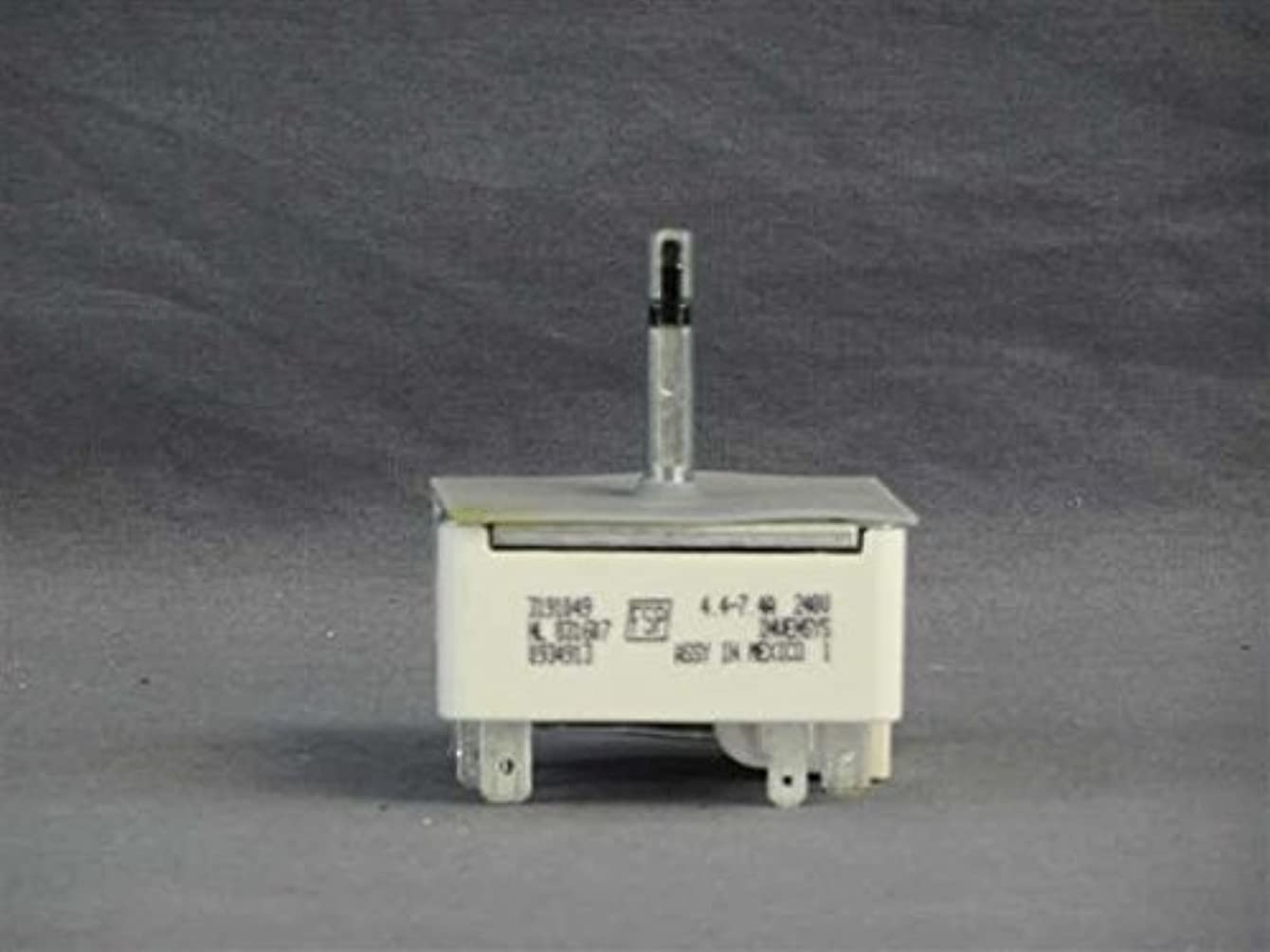 Recertified Whirlpool 3191049 Cook top Surface Element Switch 4.4-7.4A 240V