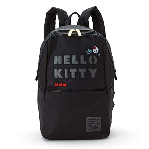 Sanrio 13757-0 Hello Kitty - Mochila A1606, Color Negro