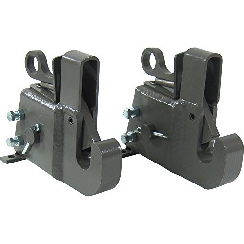Pat's Premium 3-Point Quick Change Hitch - Category 1, 20,000-Lb. Lift Capacity
