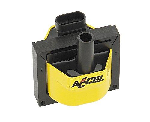 ACCEL 140024ACC 140024 Remote Mount Super Coil, Yellow