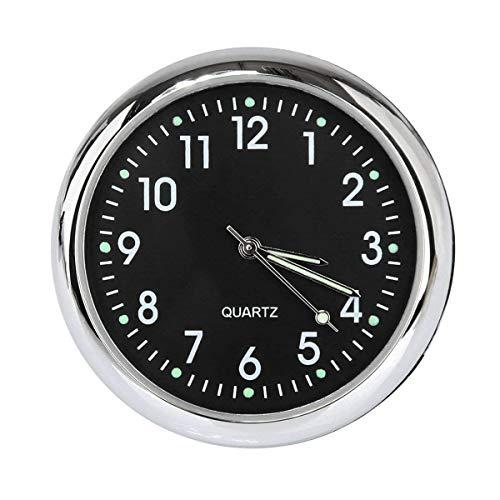 Preisvergleich Produktbild Cockpit-Uhr / Aufbauuhr RS7 mit Leuchtzahlen + Zeigern von Riedel Technic