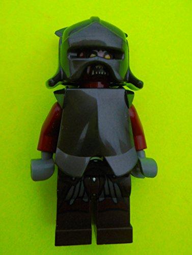 LEGO Der Herr Der Ringe: Uruk-hai Minifiguren Mit Helm Und Armour
