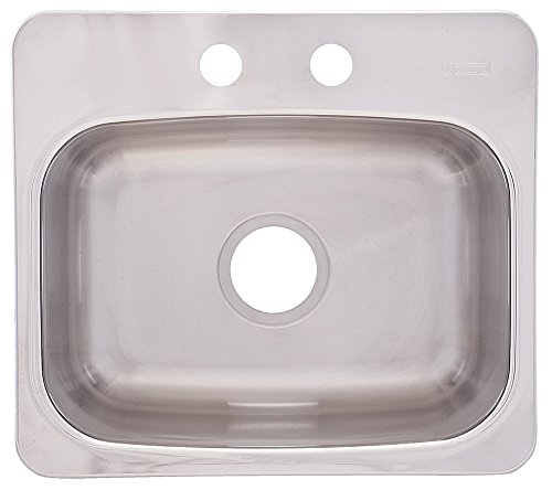 Franke USA BMSK802 Sink, Stainless Steel