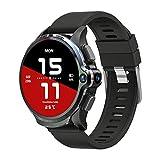 Reloj Inteligente A Prueba De Agua, Actividad Rastreadores 3 + 32GB Inteligente Reloj 1260Mah De La Batería De Doble Cámara De Face ID Unclok 1.6Inch 4G Inteligente Android Reloj Bluetooth GPS