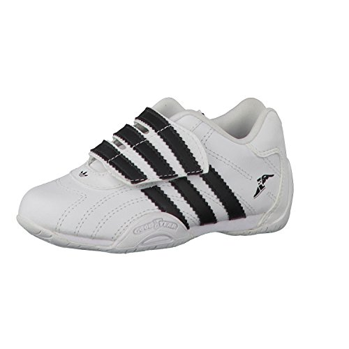 Adidas Kinderschuhe Adiracer Lo I G44309 27 white/white/black