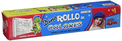 Dino (Rollo de colores)