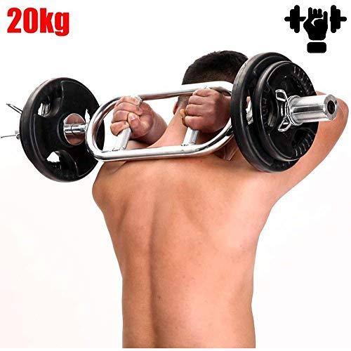 Fitness Equipment Squat Langhantel Hantel Herren Curved Bar Gewichtheben Langhantel-set Home Carry