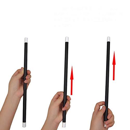 Muy sorprendentes juegos de magia Varita mágica for la magia del palillo de Rod Pop trucos mágicos del primer plano Magia de caña Magie Mentalism Ilusión Gimmick Atrezzo juguetes for los niños