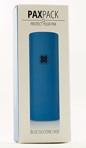 PAXPACK - Protective Silicone Case - Blue - (will not fit PAX 2)