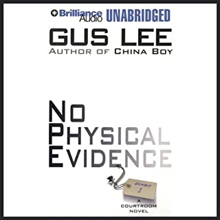 No Physical Evidence audiobook cover art